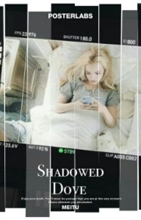 Shadowed Dove by ImPrincessDesii
