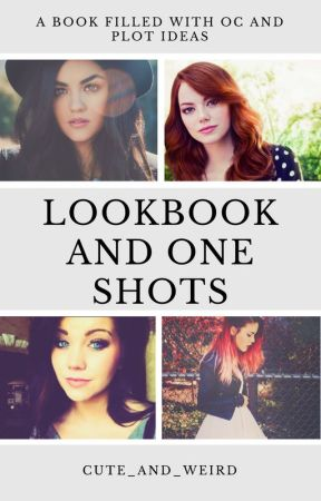 OC Look Book And One Shots by Cute_and_Weird