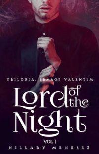 Senhor da Noite-Livro 1 (Revisado) cover