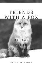 Friends with a fox by SuperGecko22