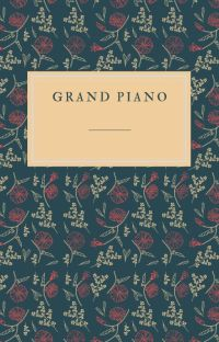 Grand Piano  {A Penderry's Bizzare Fanfic}《COMPLETED ✔️》 cover
