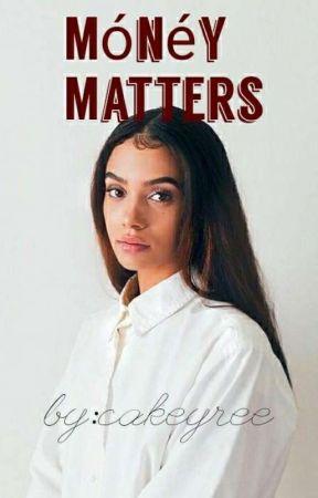 Mónéy Matters by cakeyree