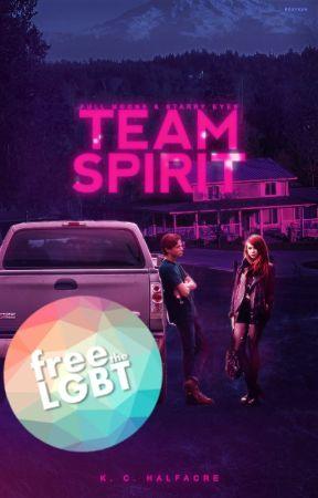 Team Spirit by KeriHalfacre