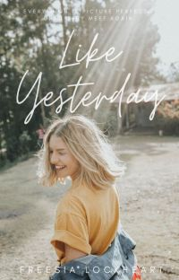 Like Yesterday cover