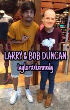 Larry & Bob Duncan by taylorxxkennedy