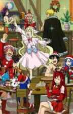 A Fairy Tail Christmas Mira-cle by aideenphoenix232