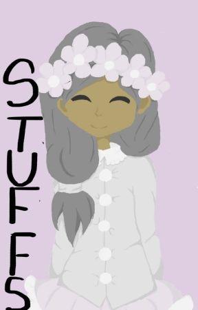 Stuffs by GrayLotusChild