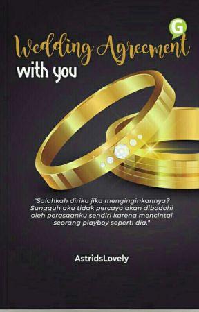 1 Wedding Agreement With You Terbit 01 Ilusi Wattpad