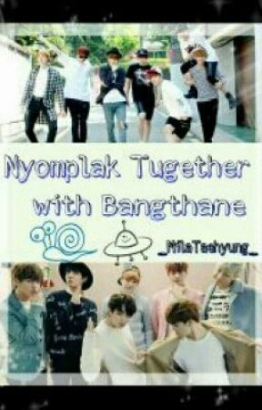 Nyomplak Tugether with Bangthane by MilaTaehyung