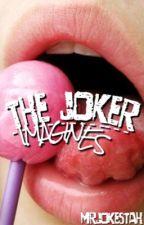 The Joker Imagines by mrjokestah