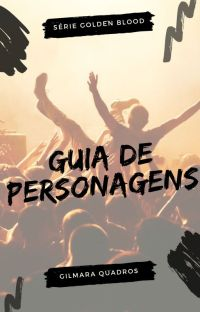 Golden Blood - Personagens cover