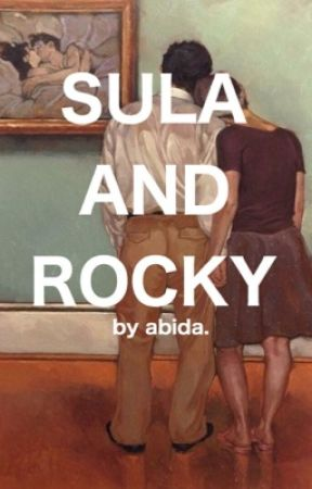 SULA AND ROCKY by crownlives