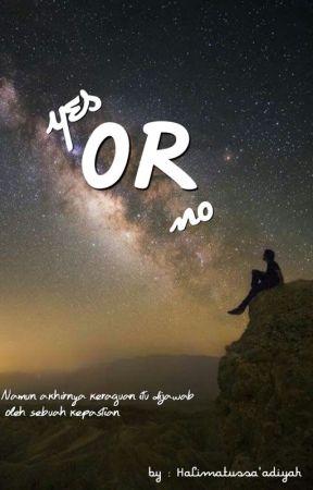 yesORno by diyahqirani