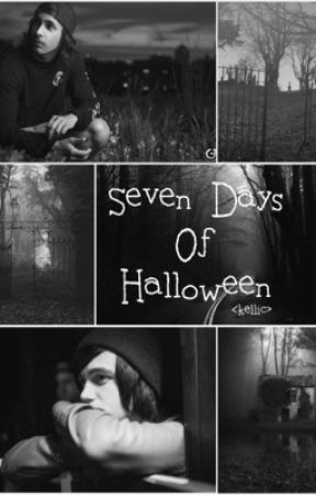 Seven Days Of Halloween (Kellic) by pineapplevic