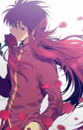 Kurama's daughter  by kuramaslover123