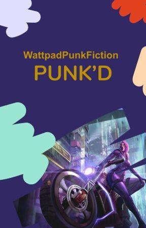 Punk'd by WattpadPunkFiction