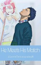 He Meets His Match [Kuroko no Basket Fanfiction: Aomine Daiki] by iLoveTetsuyakuN