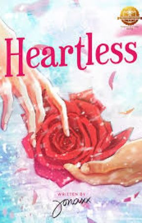 Heartless (Published under Sizzle and MPress) by jonaxx