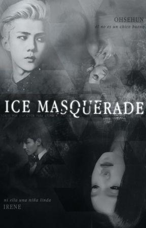 Ice Masquerade {Sehun & Irene} #FL2020Winner by deerbear