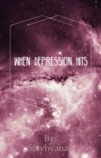 When depression hits. by Slayhyanaz