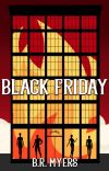 Black Friday (Book 2, the Night Shift series) cover