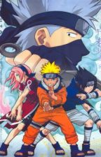 There, Here, and Back again. (A Naruto Fanfic) by Flower_Misery