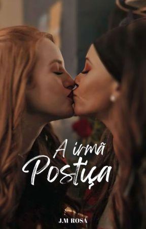A irmã postiça (Romance Lésbico ) by TaylorWalkeer