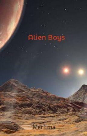 Alien Boys by Merlima