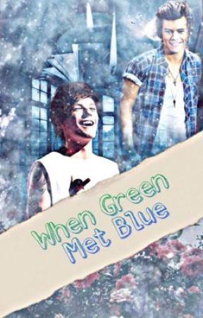 When green met blue (Larry Stylinson) by stylinsongift
