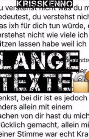 Langer text süßer Songtext von