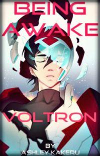 Being Awake (Klance) [Voltron WA 2017] cover