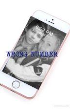wrong number//josh matthews by multifangirl19