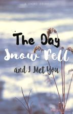 The Day Snow Fell, and I Met You. by Magic_520