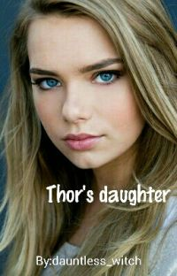 Thor's daughter {1} cover