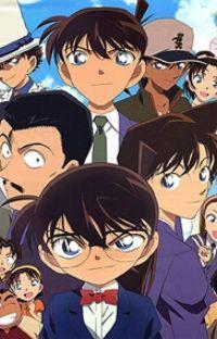[Shinichi & Ran(Detective Conan)] cover
