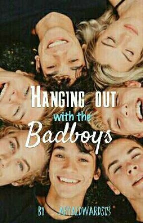 Hanging With The Bad Boys (wattys2020) by afiyaedwards123