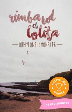 Rimbaud et Lolita by OhMyLonelyMonster