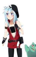 Manipulated ↛Alain Pokemon x OC by MakitaHorizon