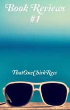Book Recommendations #1 by ThatOneChickRecs