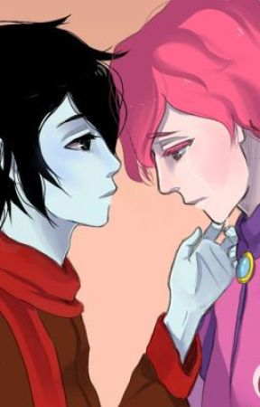 The Death of Me (Marshall Lee x Prince Gumball) by BraverTheStars