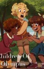 Children of Olympus by Shadowedmoon13