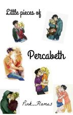 Little pieces of Percabeth by Pink_Flames