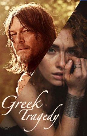 Greek Tragedy | Daryl Dixon by wildwolfmagic