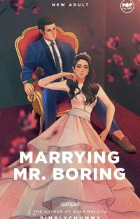 Marrying Mr. Boring (Published under Pop Fiction) cover