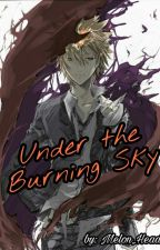 Under The Burning Sky [KHR Fanfic] by Sasori_Gekko