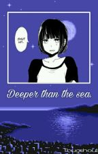 Deeper than the sea. [BNHA ONESHOTS] by hashibira