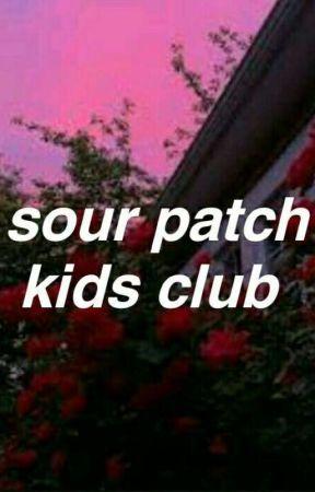sour patch kids club ✦ c.h by sadisms