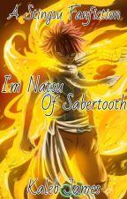 I'm Natsu Of Sabertooth || Stingsu ✔ by TheWhiteRabbit24