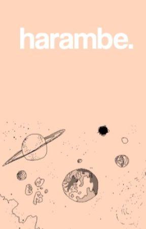 HARAMBE [GROUPCHAT] by Iuvanthony