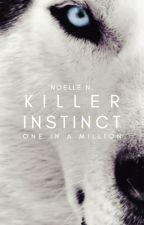 3.2 | Killer Instinct by hepburnettes